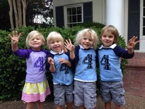 quads at four