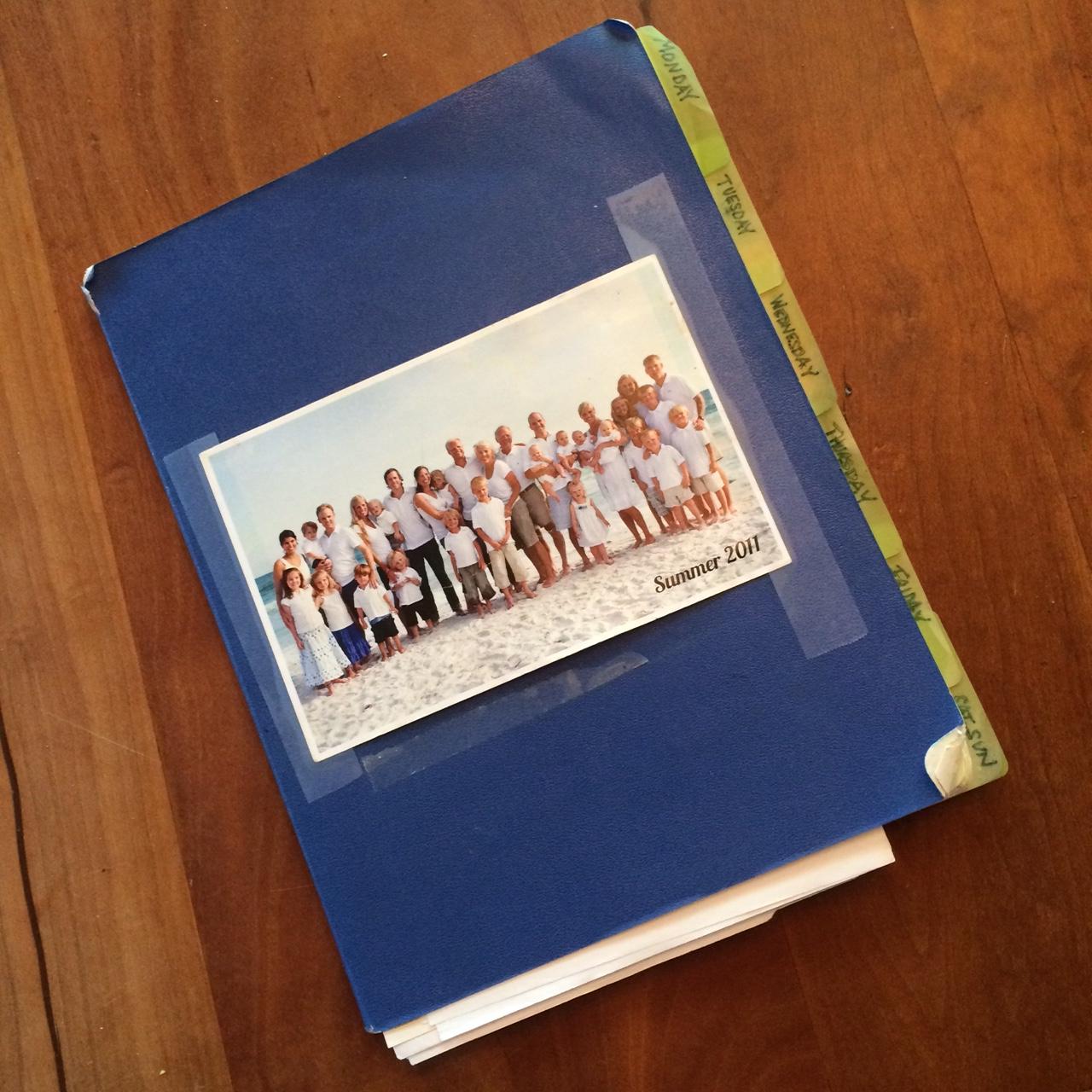 A Peek at My Personal Prayer Journal