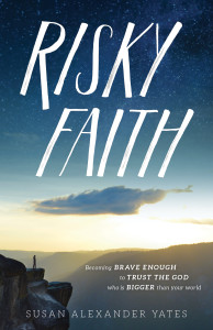 Risky Faith Book Cover