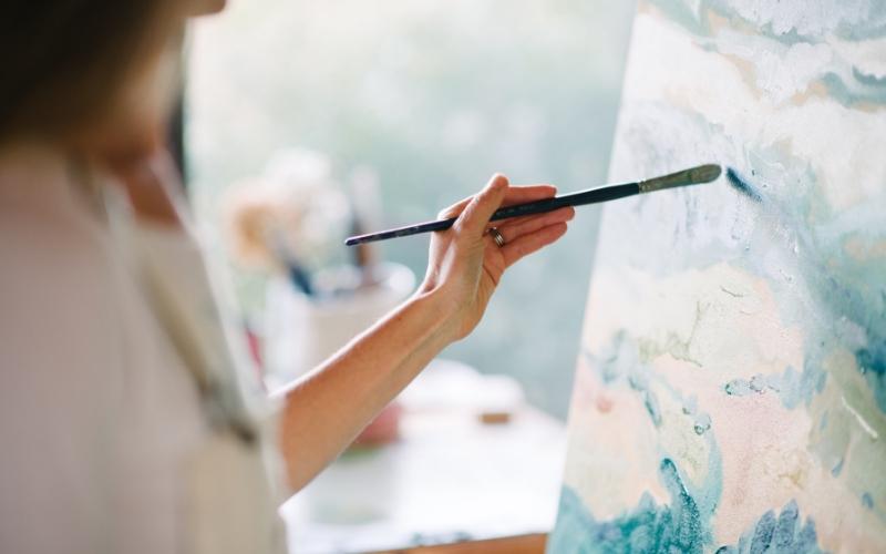 Christen Yates, artist