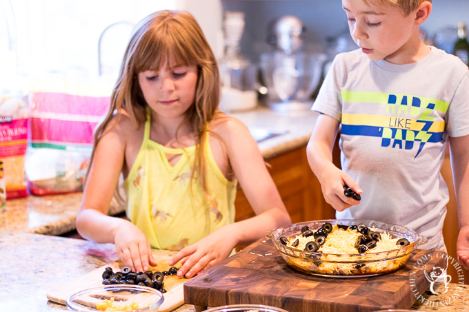 Cooking with the Kids: Lessons from Chelsia Rief