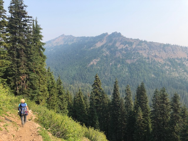 My Third Big Hike: The Pacific Crest Trail—Mt. Rainier