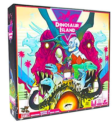 Dinosaur Island game