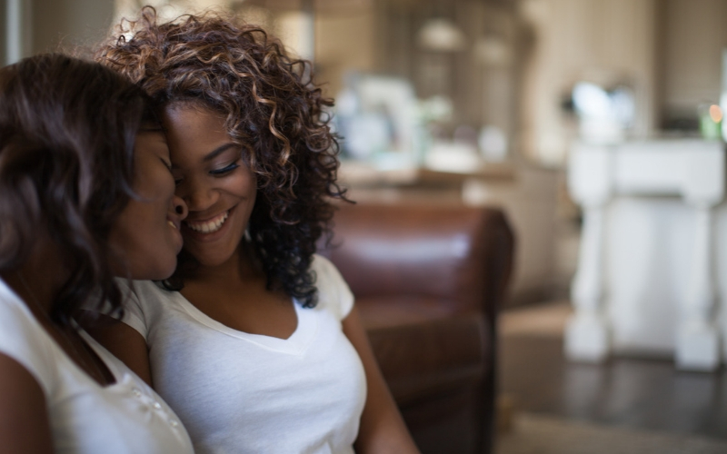 Relationships between mothers and adult daughters can be such a source of joy, but also deeply challenging. Here's honest feedback from both sides so we can understand each other better -- and love each other well.