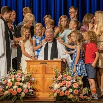 A Celebration: God's Spectacular Faithfulness Over 40 Years
