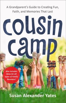 Cousin Camp book cover